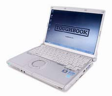 Panasonic Toughbook CF-S10 12