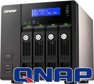 Buy QNAP disk NAS storage solutions for small to medium business at notebooksrus