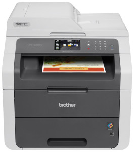Brother MFC-9340CDW COLOR LASER MFC, 22PPM(C&B), DUPLEX, WIRELESS, ADF