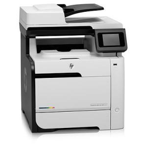 HP Colour LaserJet M475dn MFP, Print/Scan/Copy/Fax, A4, 20ppm (B/C), USB/Network Interface, Auto Duplex, CLJ475DN(CE863A)