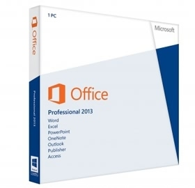 Office Pro 2013 32-bit/x64 English APAC DM Not to Korea DVD [269-16345]