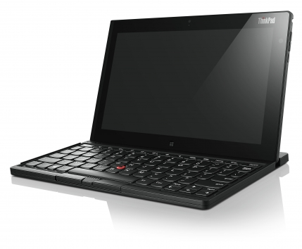 ThinkPad Tablet 2 Bluetooth Keyboard with Stand - US English, 0B47270