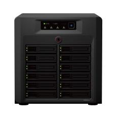 "Synology DiskStation DS3612xs 12-Bay 3.5"" Diskless 2xGbE/10GbE* NAS (Scalable) (ENT)"