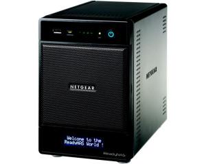 Netgear Storage and NAS storage appliances