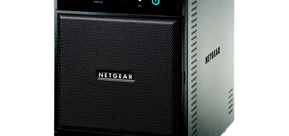 Netgear Storage and NAS storage appliances