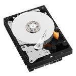 WD REd enterprise hard disk 4TB