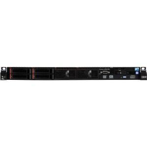 x3550 M4 2.1GHz 8GB 2.5in SAS/SATA