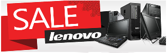 Lenovo laptop and desktop computer sale