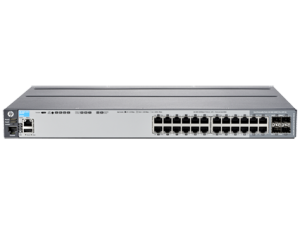 HP 2960 switch