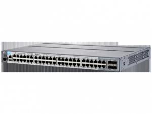 HP 2920-48G-POE+ SWITCH, LITELAYER 3, 44 X GIG + 4 X SFP PORTS, MANAGED, LIFE WTY, J9729A