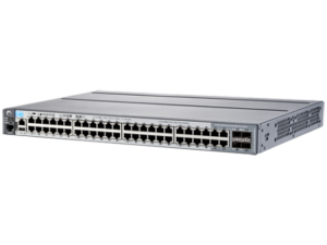 HP 2920-48G-POE+ (740W) SWITCH, LITE LAYER 3, 44 X GIG + 4 X SFP PORTS, MANAGED, LIFE WTY, J9836A