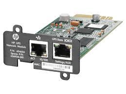AF465A HPE UPS network module