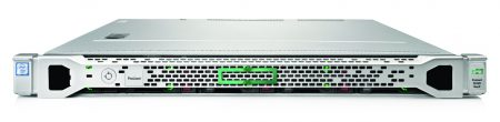 HPE DL160G9 E5-2620v3(1/2), 8GB(1/8), SATA(0/4), B140I, NO CD, 1U RACK, 1YR WARRANTY, 783370-375
