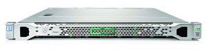 HPE DL160 G9 E5-2603V4 (1/2), 8GB (1/8), SATA-2.5 (0/8), B140I, NO CD, RACK, 3 YR, 830586-375