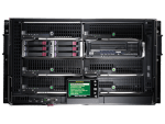 HPE BLc7000 Platinum Enclw/ 1 Phase 2 PS 4 Fans ROHS Trial Insight Control Lic, 681840-B21