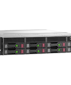 HPE DL80 G9 E5-2609V4 (1/2), 8GB (1/4), SATA-3.5 (0/8), B140I, NO CD, RACK, 1 YR, 840630-375