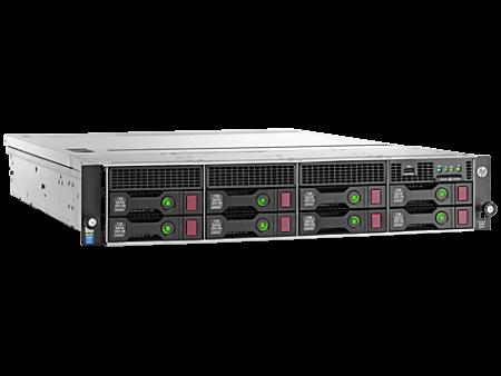 HPE DL80G9 E5-2603v3 (1/2), 4GB(1/4), SATA-3.5NHPE(0/4), B140I, NO CD, 2U, 1YR, 778640-B21