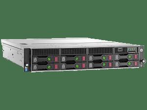HPE DL180G9 E5-2623v3 (1/2), 16GB(2/8), SAS/SATA-3.5(0/12), P840/4GB, NO CD, 2U, 1YR, 778456-B21