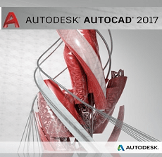 AUTOCAD 2017 NEW MULTI-USER ELD 2-YEAR SUBSCRIPTION WITH BASIC SUPPORT, 001I1-WWN374-T676