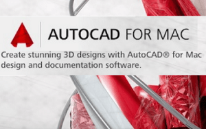 AUTOCAD FOR MAC 2016 NEW SINGLE-USER ELD 3Y SUBSCRIPTION WITH BASIC SUPPORT, 777H1-WW4157-T435