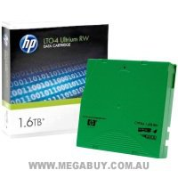 HP LTO4 800GB 1.6TB DATA CARTRIDGE C7974A