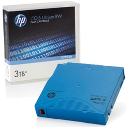 HP-backup Tape LTO5 LTO4