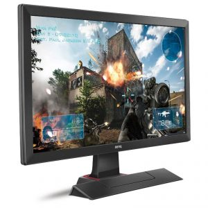 Benq Gaming LCD Monitor RL2455 - front side