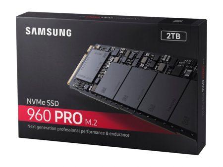 Samsung / Internal SSD, MZ-V6P2T0BW