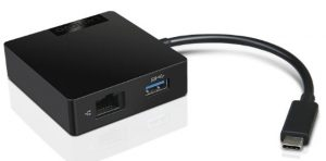 Lenovo USB-C Travel Hub, 4X90M60789