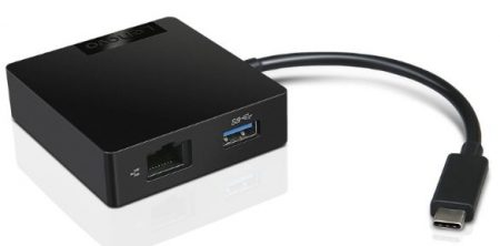 Lenovo USB-C Travel Hub, 4X90M60789