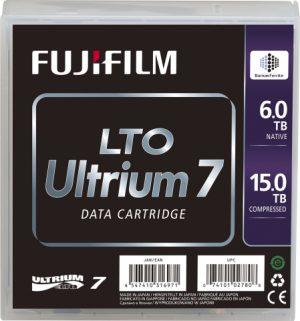 FUJIFILM LTO7 - 6.0/15.0TB BAFE DATA CARTRIDGE,71036