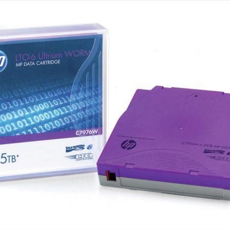 HP LTO6 - 2.5/6.25TB, C7976A