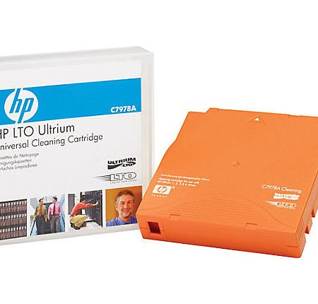 HP LTO CLEANING TAPE,C7978A