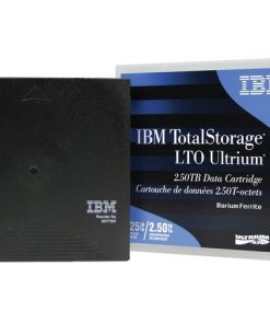 IBM LTO6- 2.5/6.25TB DATA CARTRIDGE, 00V7590