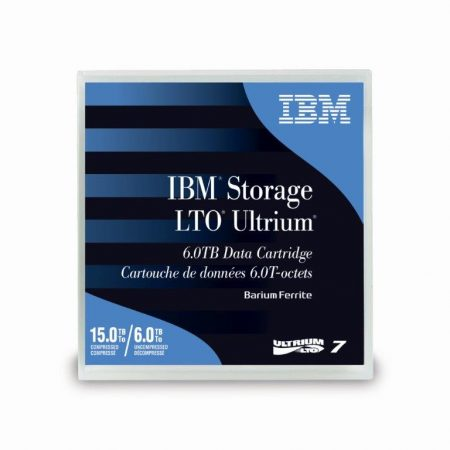 IBM LTO-7 TAPE 6TB UP TO 15TB, 38L7302