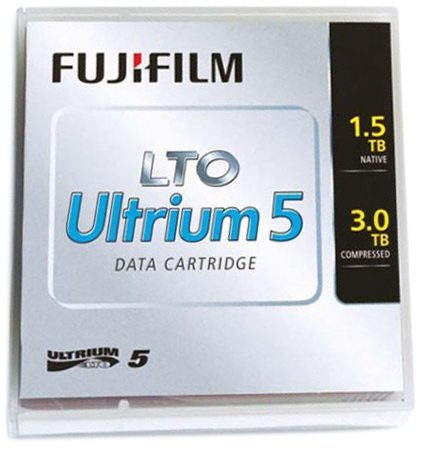 FUJIFILM LTO5 - 1.5/3.0TB DATA CARTRIDGE, 71022