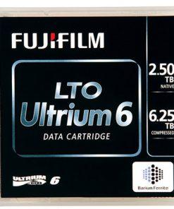 FUJIFILM LTO6 - 2.5/6.25TB DATA CARTRIDGE,71024
