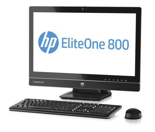 800EL(E6C13PA) EliteOne i5-4670s, AIO 23'' Touch, AMD Radeon 7650A 2GB, 4GB, 500GB, DVDRW, K+M, W8PRO64, 3-3-3 WT