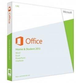Microsoft Office Home Student 2013 32-bit/x64 Eng DM DVD [79G-03767]