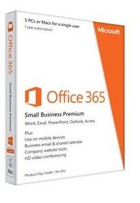 Microsoft Office 365, Small Business premium, AAA-04580