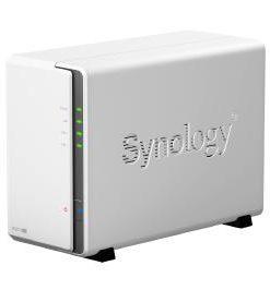 """Synology DiskStation DS214SE 2-Bay 3.5"""" Diskless 1xGbE NAS (HMB)"""
