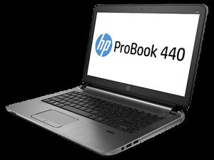 "J9J23PA 440 G2 - Core i5-4210U 2.6 GHz / 14.0"" LED HD / 750GB 7200RPM / WLAN + BT Combo / 8GB DDR3L / Windows 8.1 PRO 64 Lic (Win 7 PRO 64 pre-installed) / 4-cell battery / 1 Year Onsite Warranty"