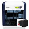 Da Vinci 1.0A 3D printer + filaments 3F10AXAU00K