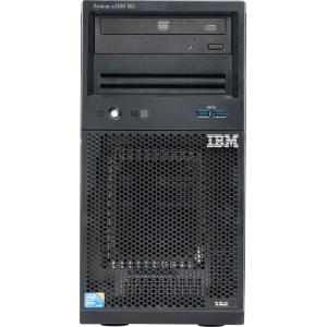 Express GBB x3100 M5 (base 5457B3M), Xeon 4C E3-1220v3 80W 3.1GHz/1600MHz/8MB, 1x8GB, 2x1TB, SS 3.5in SATA, SR C100, Multi-Burner, 350W p/s, Tower