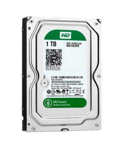 """Western Digital ,WD10EZRX ,CAVIAR GREEN,1TB,IntelliPower,SATA3,64 MB,3.5"""",ADV FORMA,"""