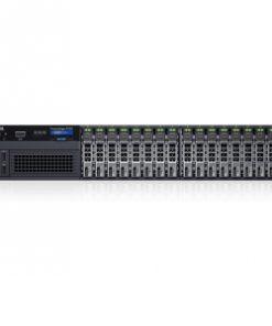 PE R730 2U, E5-2609 v3 1.9Ghz 6C (1/2), 1x8GB DR RDIMM 2133, 300GB 10K 2.5 SAS HP (1/8), H330, 750W HS (1/2), 3YR Pro Support ENBD