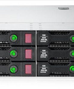 HPE DL380G9 E5-2609v3 (1/2) 8GB(1/ 12), SATA-3.5(0/4), B140I, NO CD, 2U, 3YR, 766342-B21