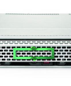 HPE DL160 G9 E5-2603V4 (1/2), 8GB (1/8), SATA-3.5 (0/4), B140I, NO CD, RACK, 3 YR, 830570-B21