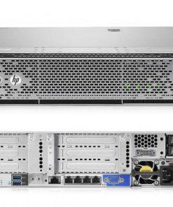 HPE DL360 G9 E5-2620V4 (1/2), 8GB (1/12), SAS/SATA-2.5 (0/8), P440AR, NO CD, RACK, 3 YR, 844984-375