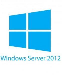 MICROSOFT OEM CAL PACK FOR WINDOWS SERVER 2012 - 5 USER CAL, R18-03755